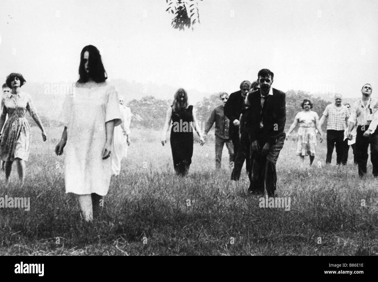la nuit des morts vivants Année 1968 Night of the Living Dead Année 1968 USA Réalisateur George A Romero Stock Photo