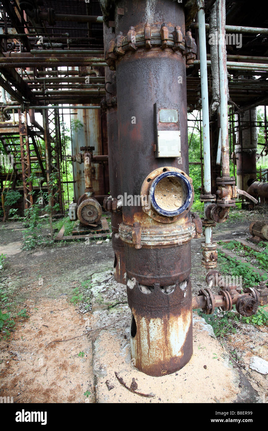 an overview of the union carbide plant in bhopal Reaction paper bhopal post a reaction of the bhopal case this reaction paper is based on the ethics case: bhopal-union carbide first, i discuss an overview.