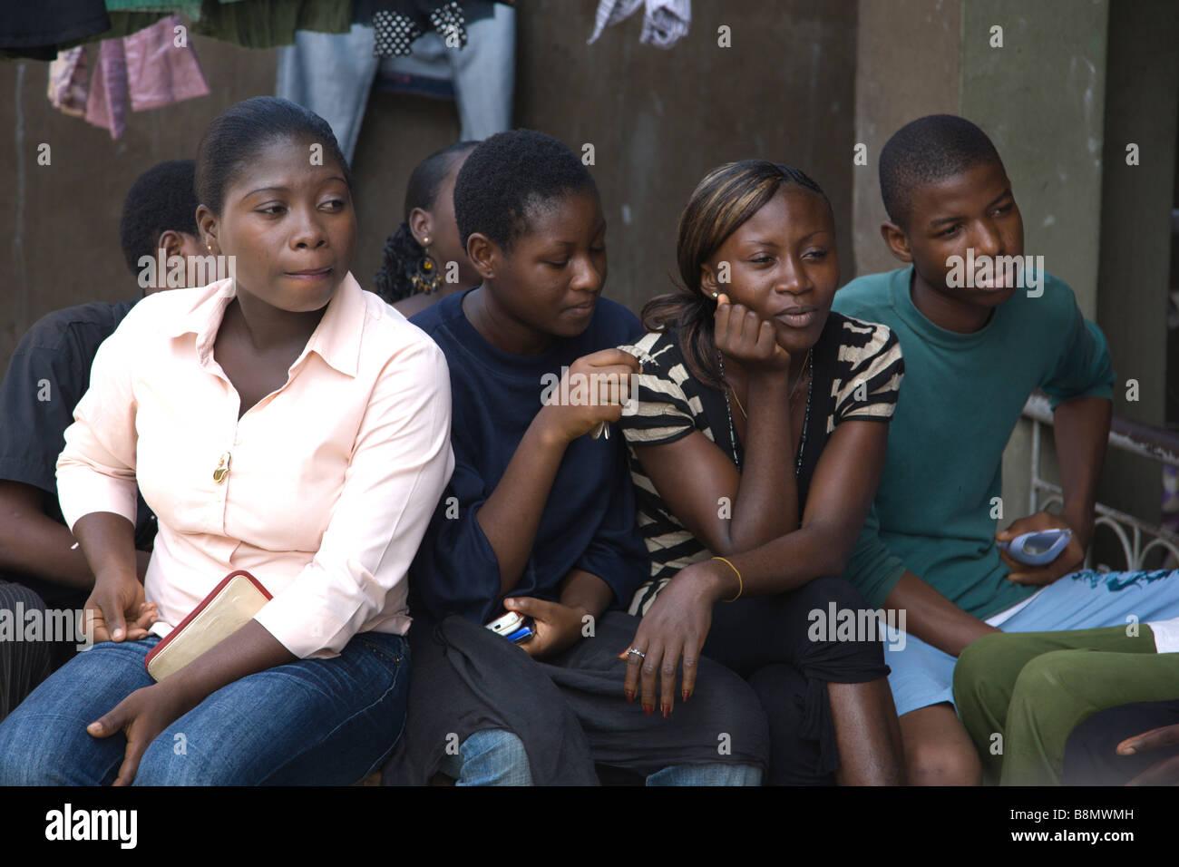 Nigeria women seeking men