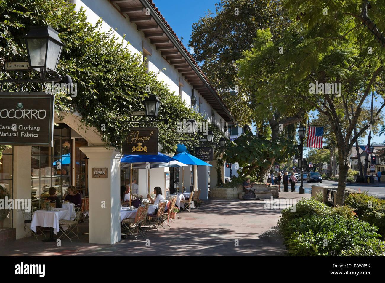The Shop Cafe Santa Barbara Ca