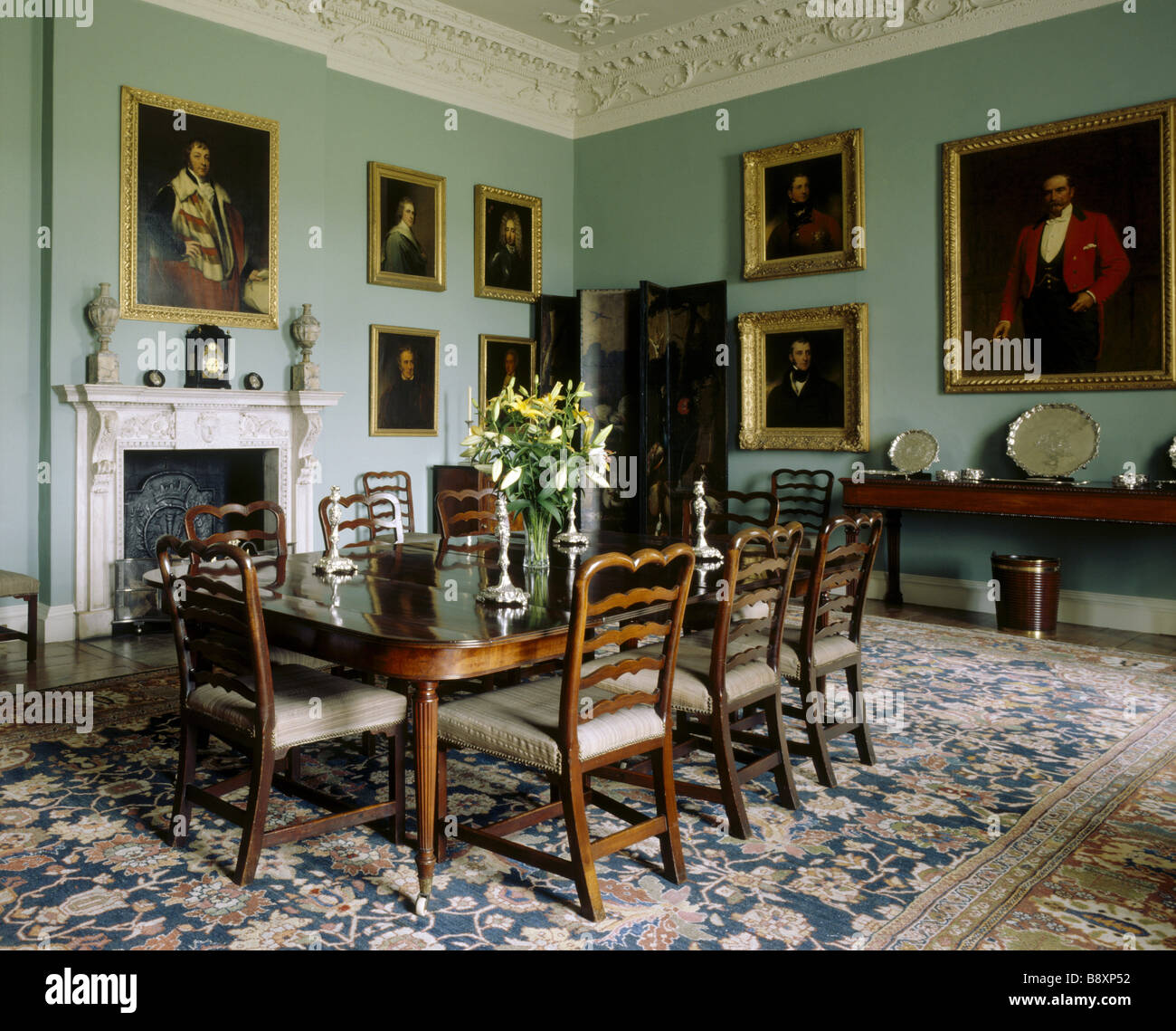 Florence Court Stock Photo Royalty Free Image 22715758