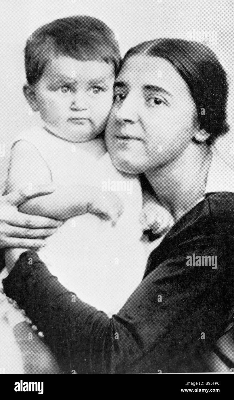 Василий Сталин: биография, личная жизнь, жены, дети 41