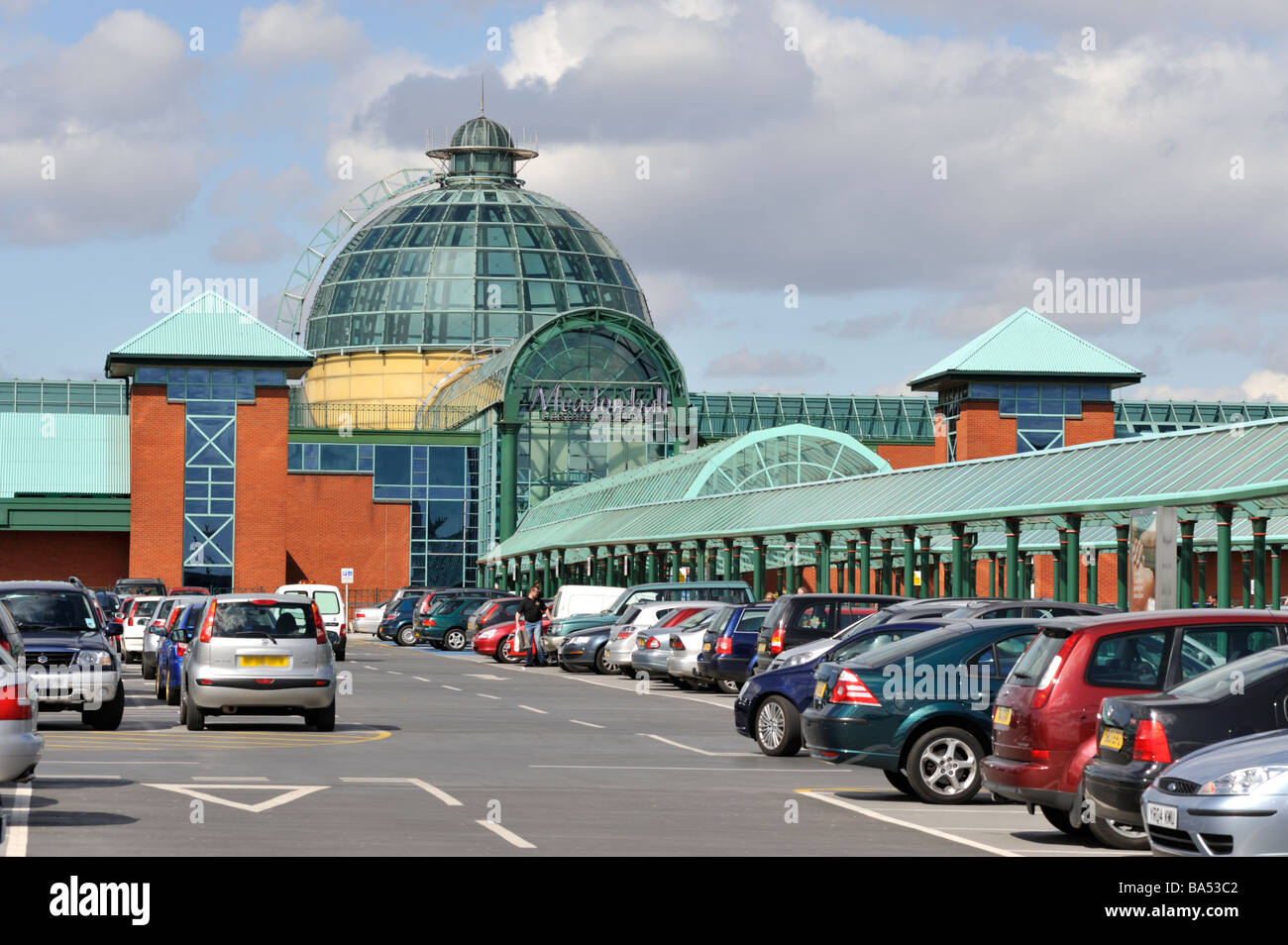 Meadowhall Sheffield Car Parking