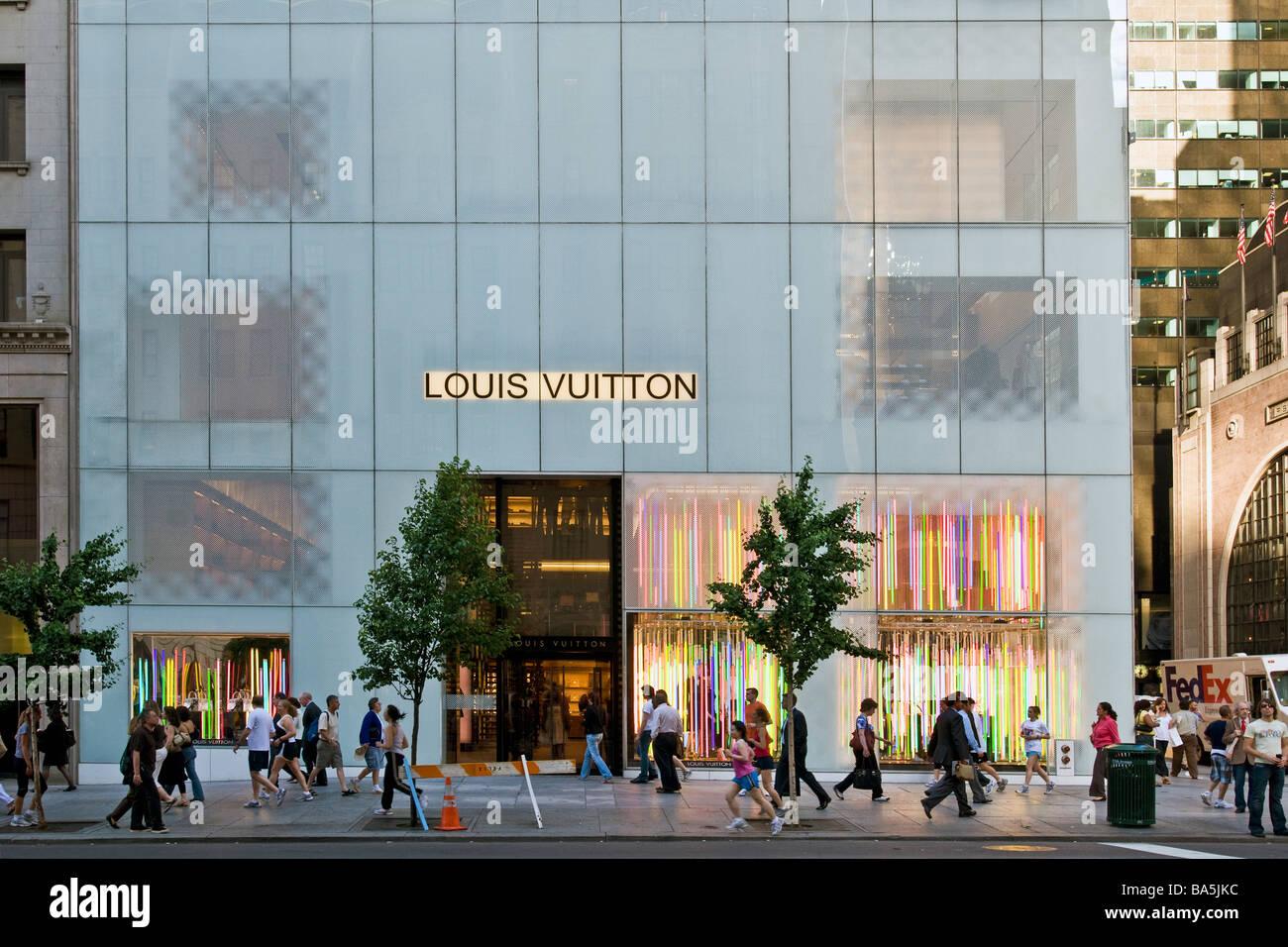 Fashion Th Avenue New York
