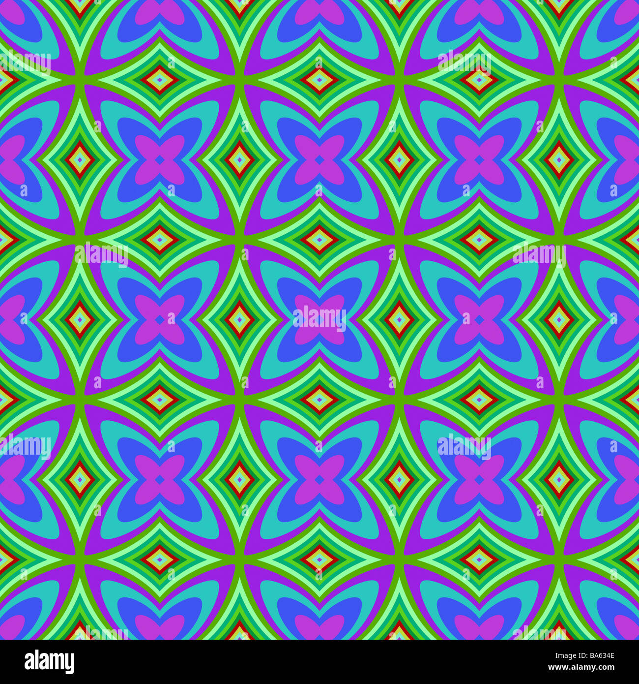 Free Colorful Geometric Wallpaper: Colorful Abstract Retro Patterns Geometric Design