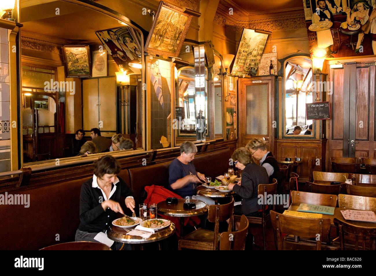 Restaurant La Table De Saint Germain