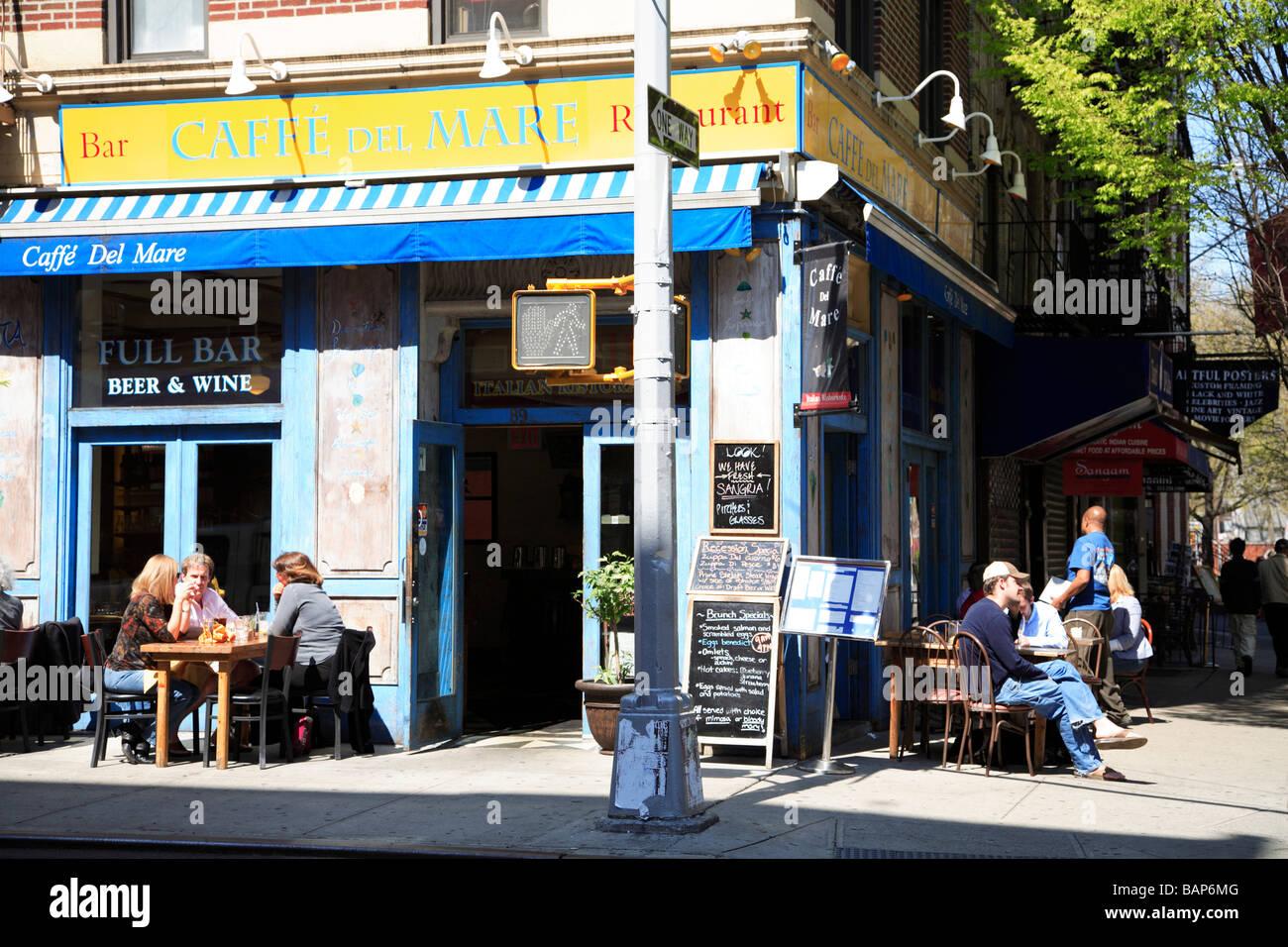 Macdougal Street Restaurants