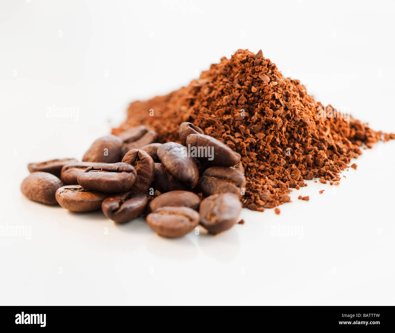 ground coffee stock photo - photo #4