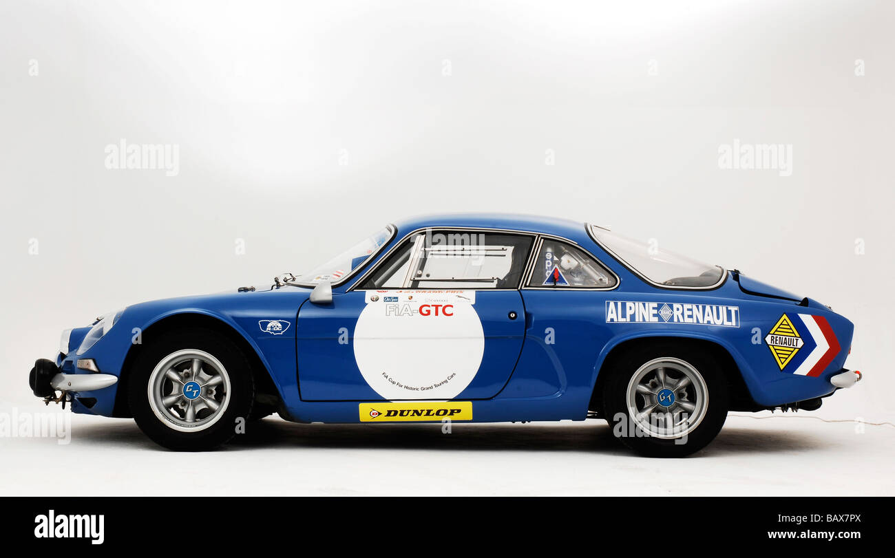 alpine renault a110 berlinette 1974 stock photo royalty free image 23933810 alamy. Black Bedroom Furniture Sets. Home Design Ideas