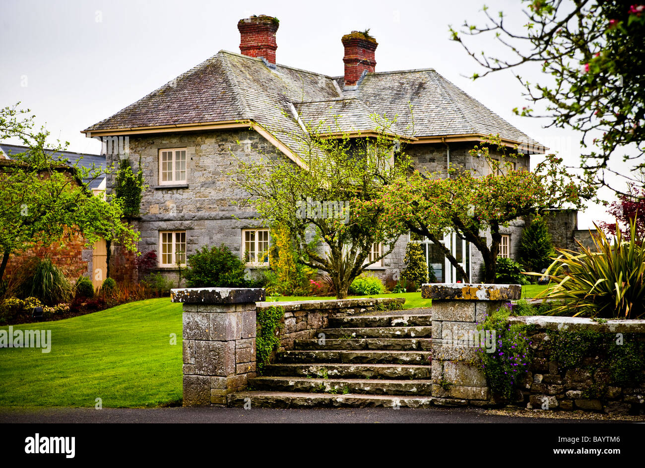 Golf house of adare manor house in county limerick ireland for Adare house