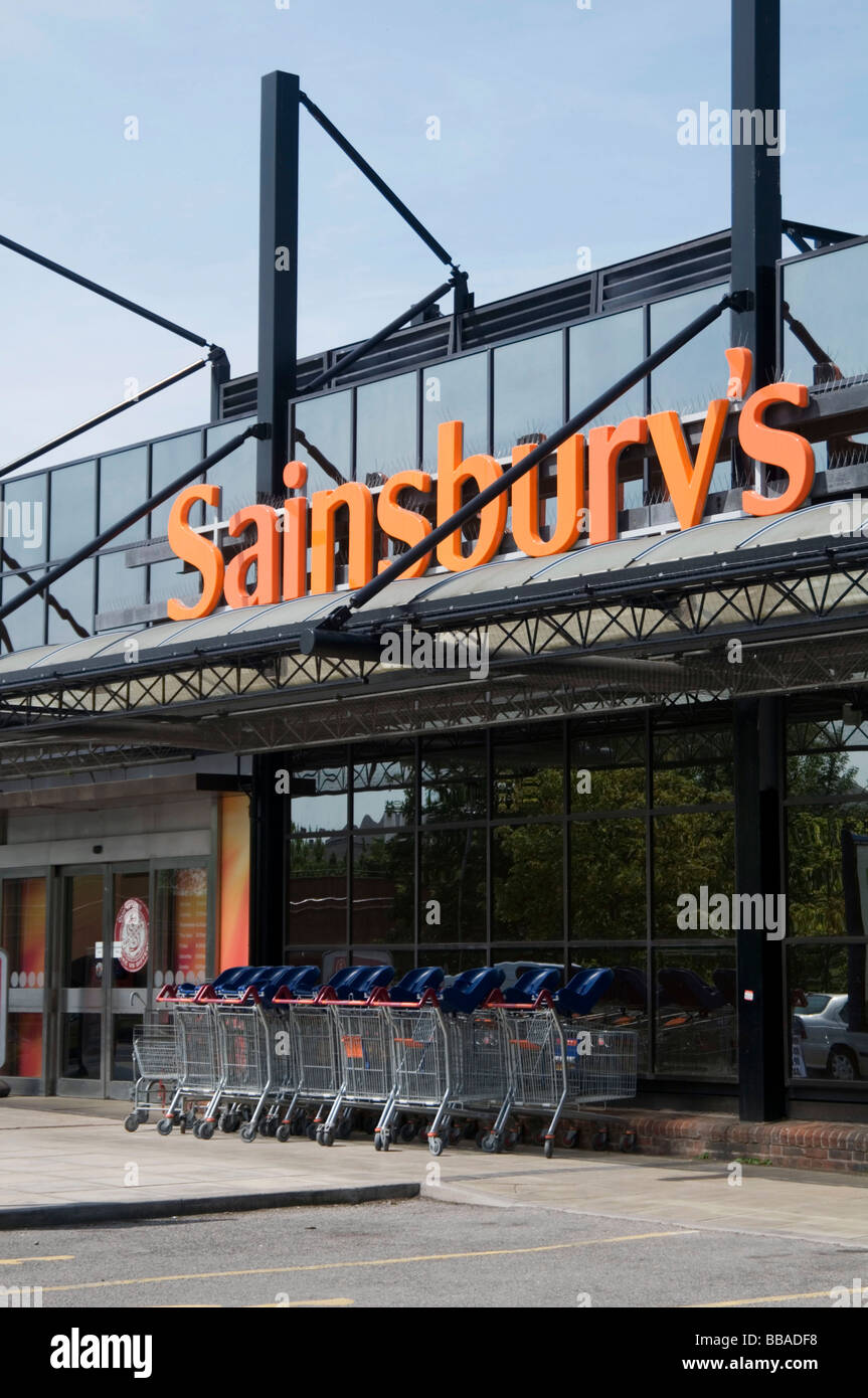 sainsburys supermarket uk england english food retailer ...