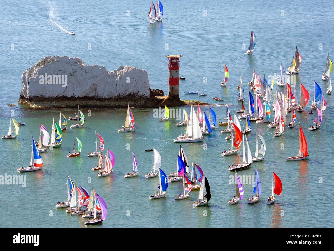 aerial-view-of-yachts-competing-in-the-r