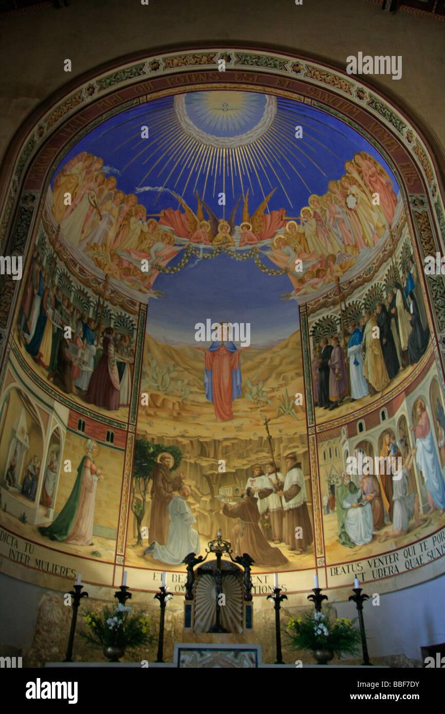 Church of the visitacion