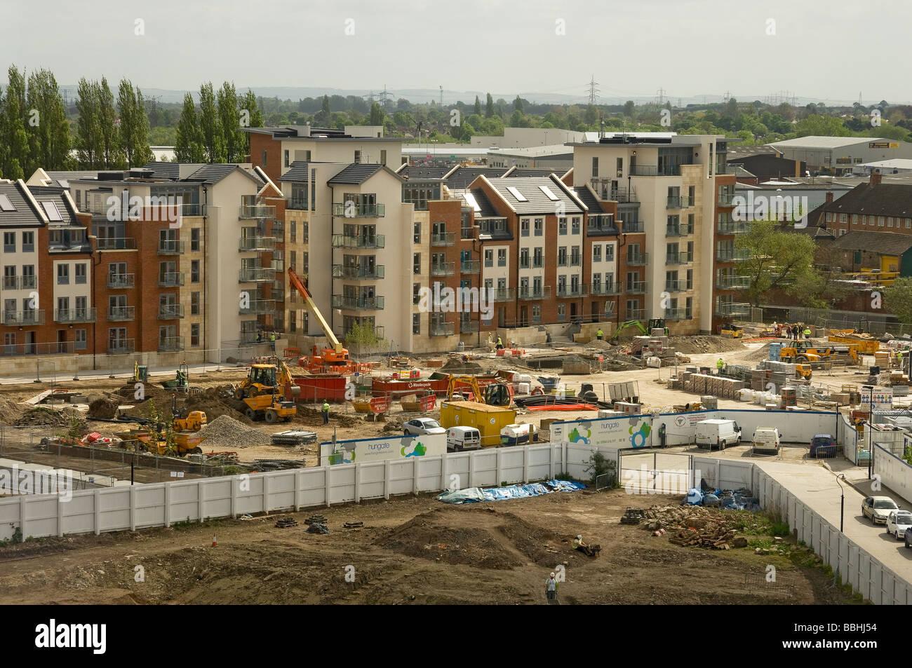 New Housing Development : New housing development hungate york north yorkshire