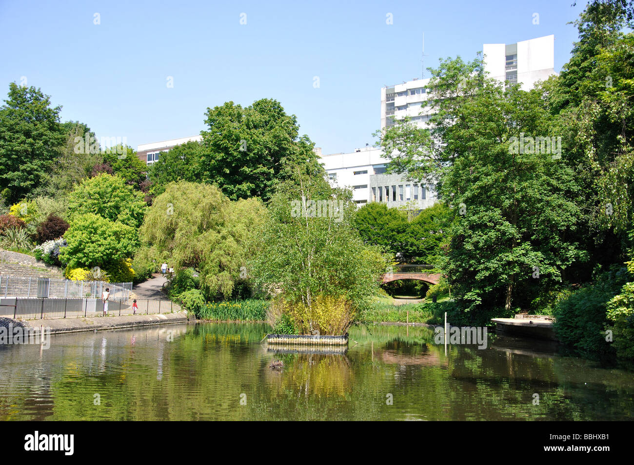 View of lake bromley park bromley the london borough of for The bromley