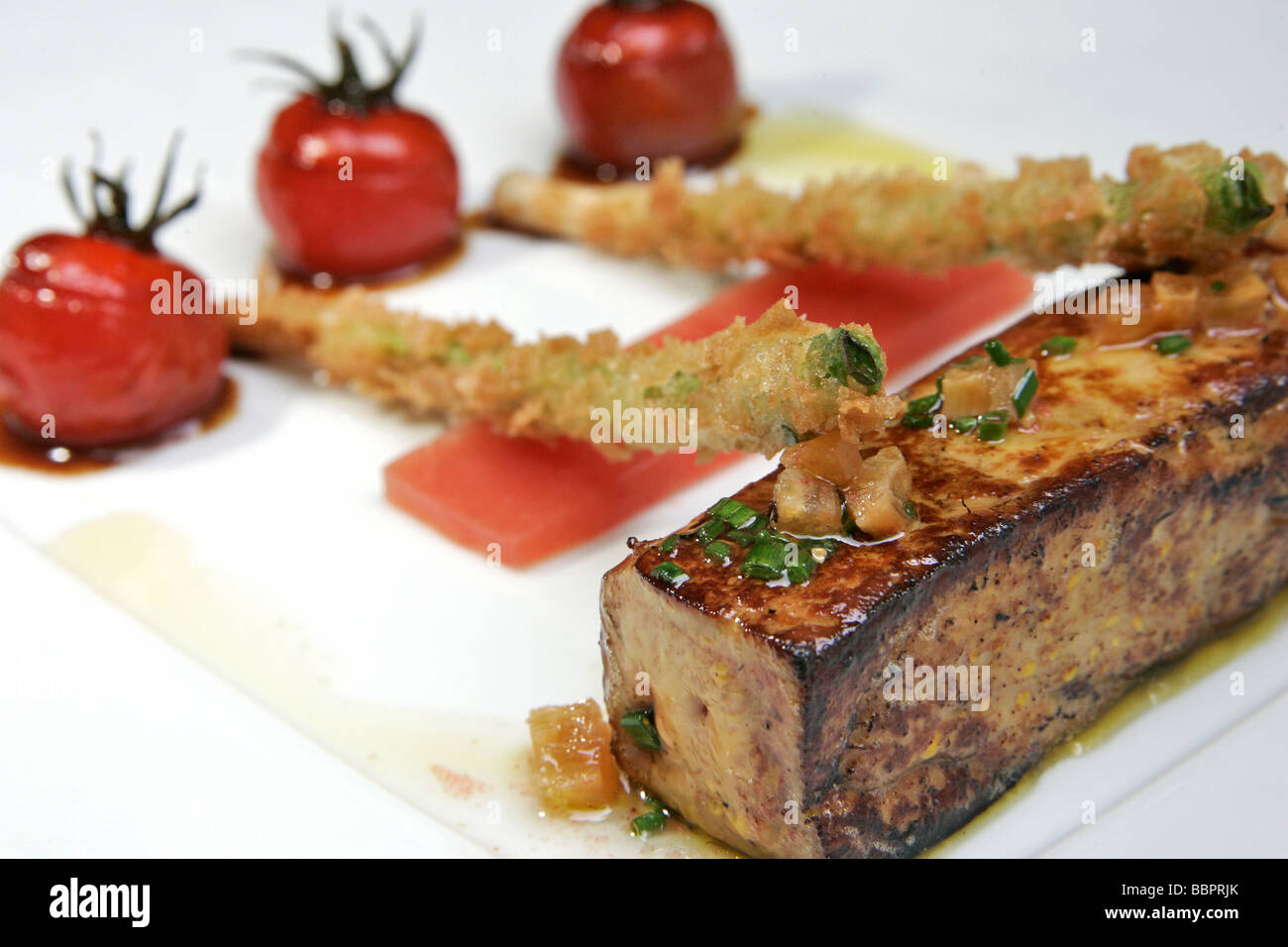 how to cook foie gras pate