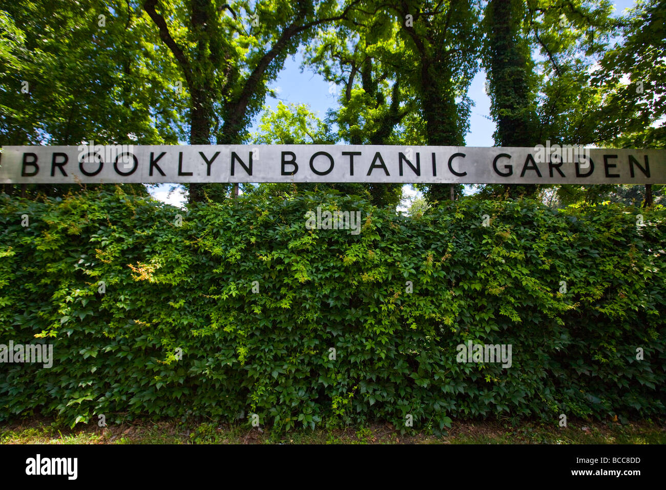 Brooklyn Botanic Garden In Brooklyn New York Stock Photo Royalty Free Image 24856313 Alamy