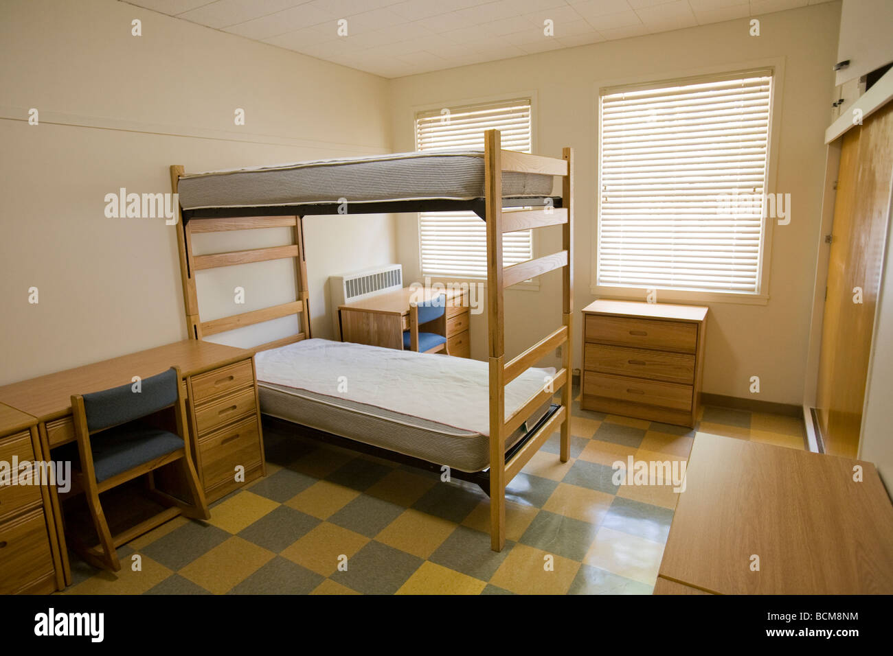 Occidental College Dorm Room