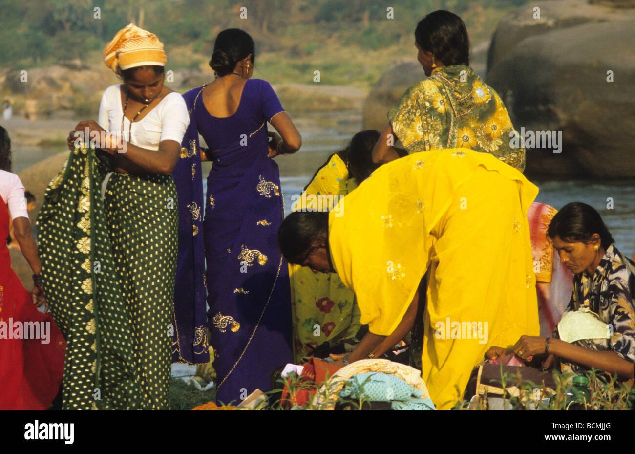 Unique Dressing Style For Karnataka Marriage  Fashion  Pinterest