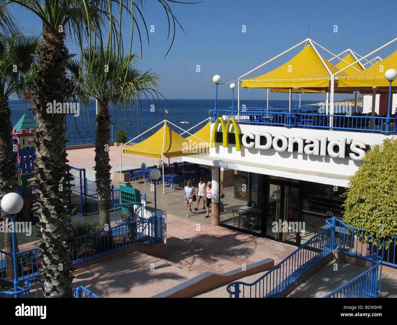 Restaurant St Pauls Bay