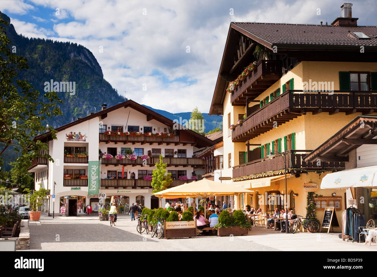 Restaurants Garmisch