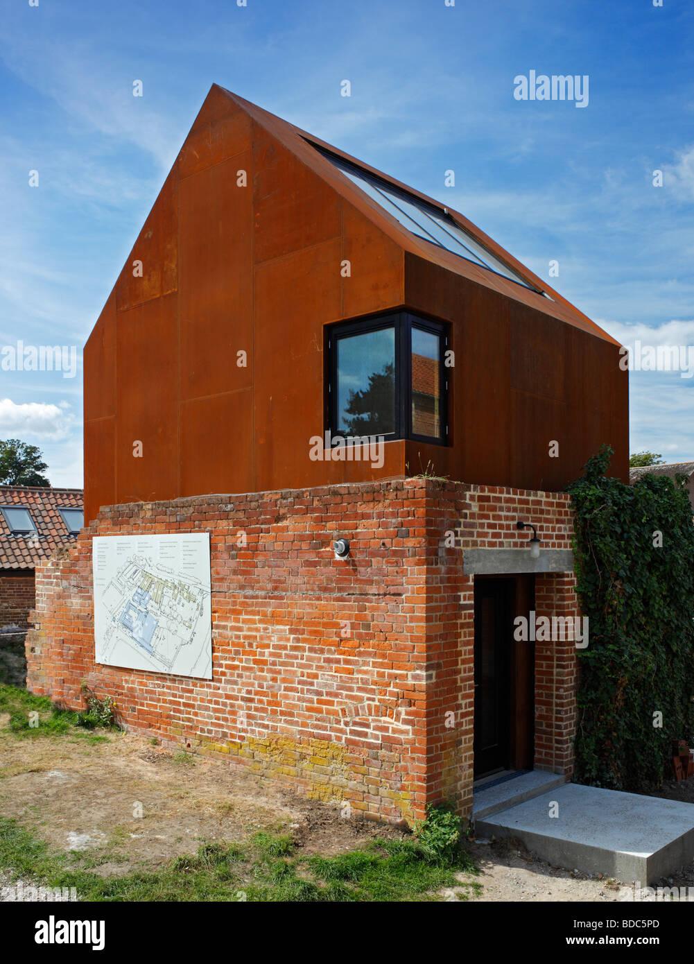 Snape Maltings Dovecote Studio Suffolk East Anglia