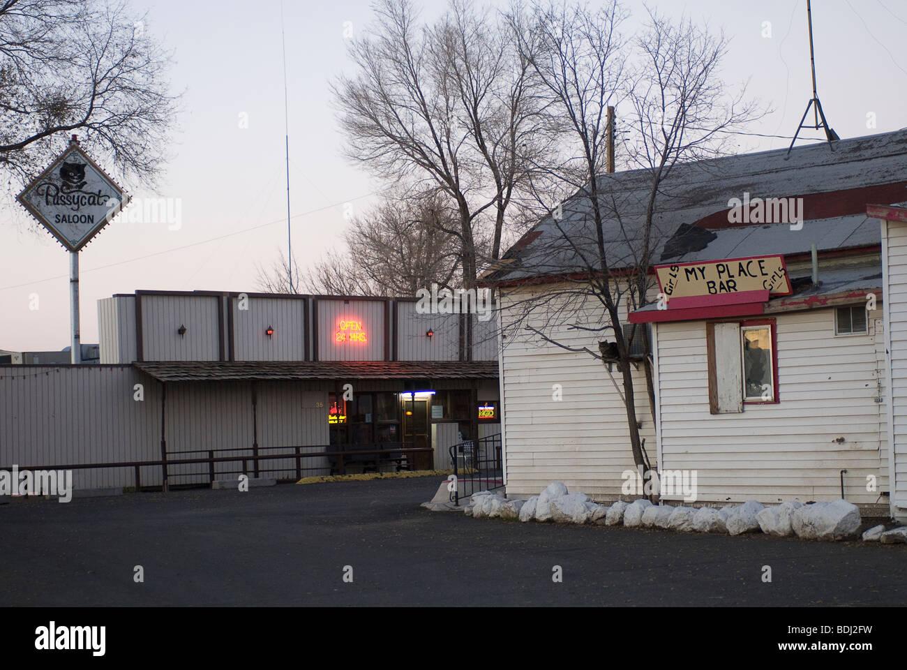 Pussycat Saloon, 35 Riverside St, Winnemucca