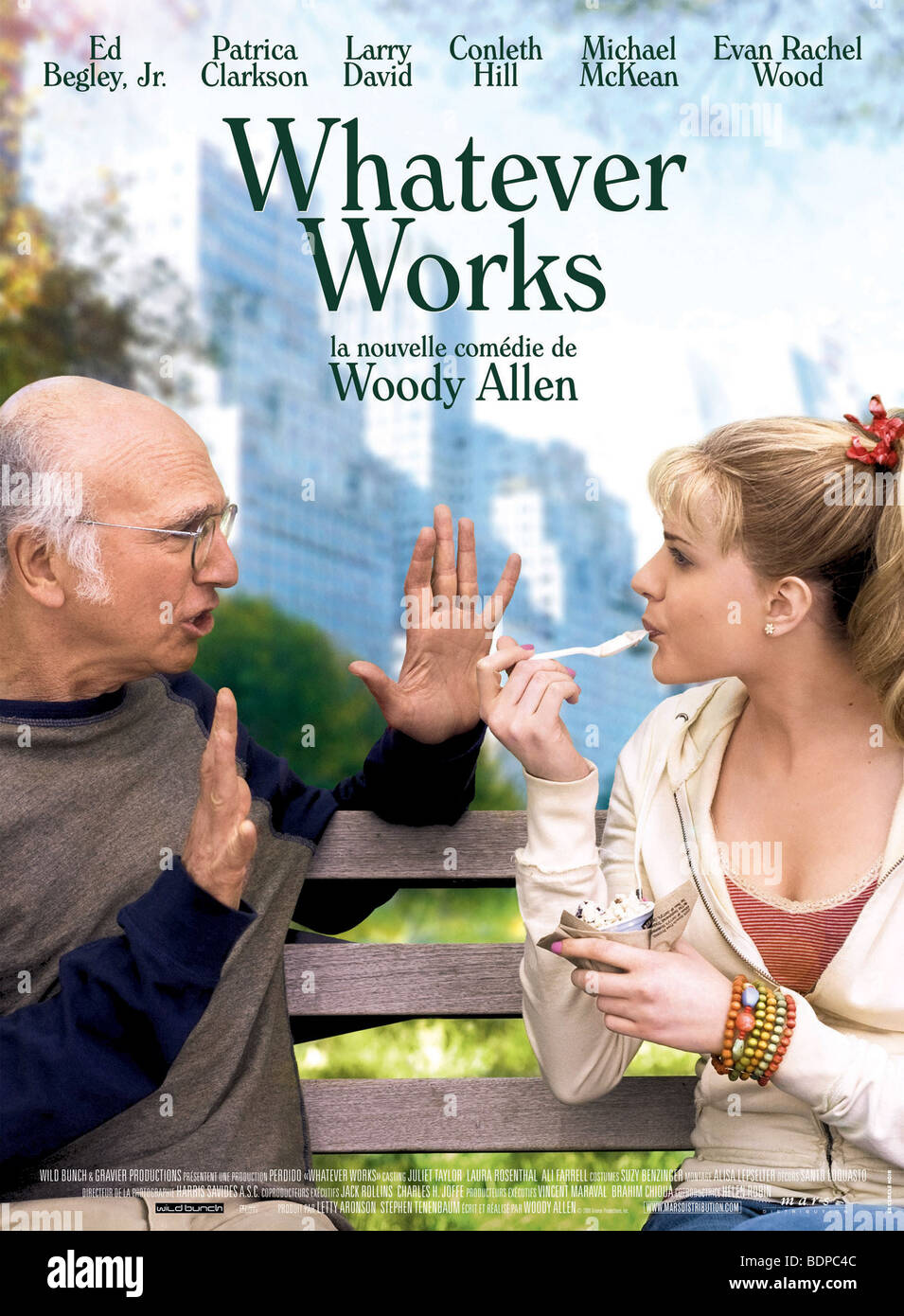 whatever works year 2009 director woody allen larry