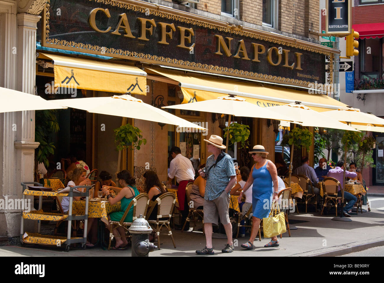 Little Italy Cafe Nyc