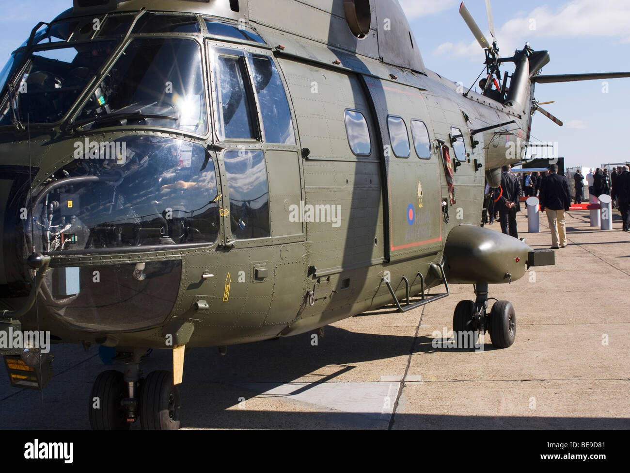 Elicottero Puma : Aerospatiale westland sa puma hc helicopter xw