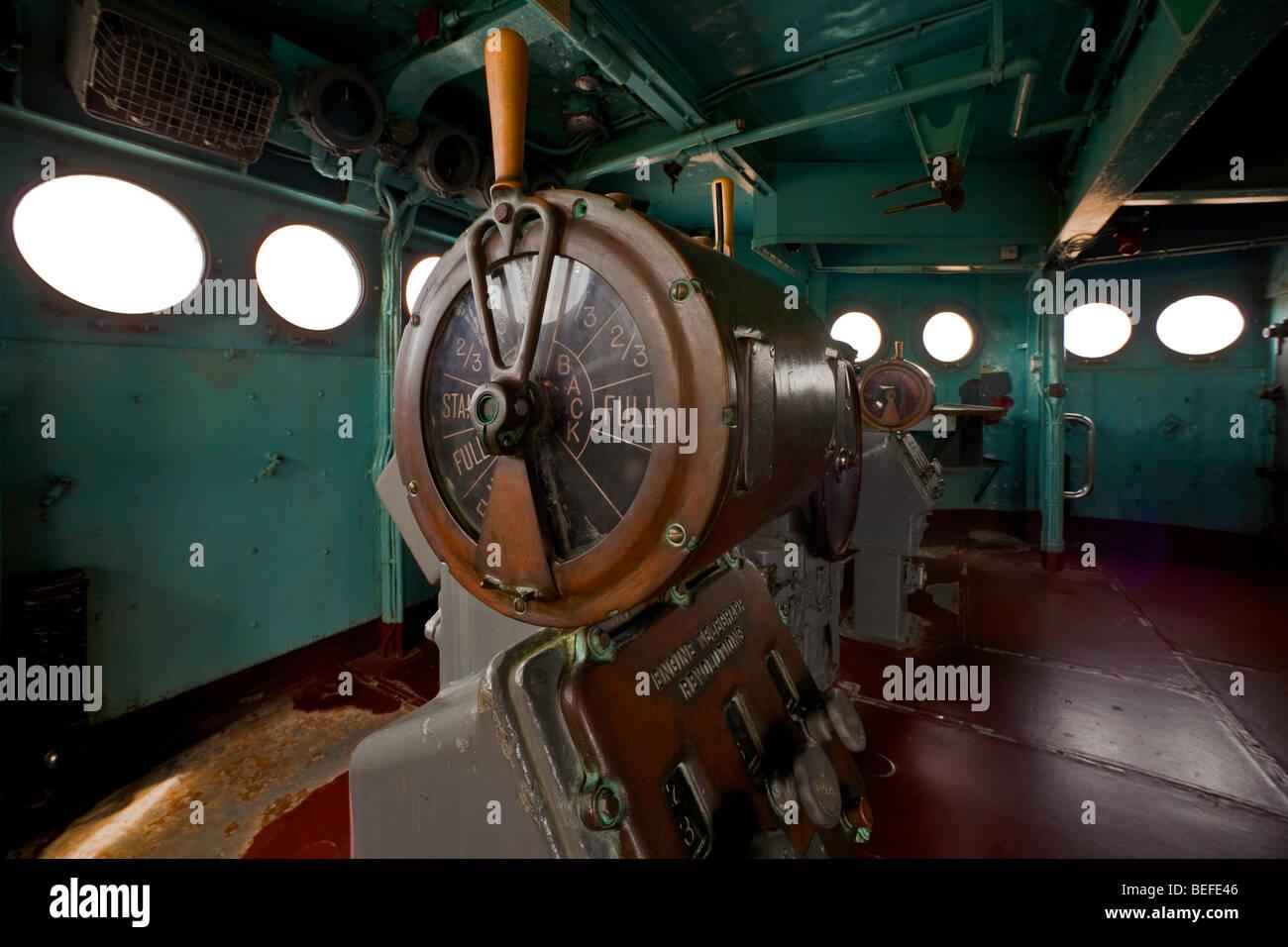 Haunted Battleship North Carolina Tour