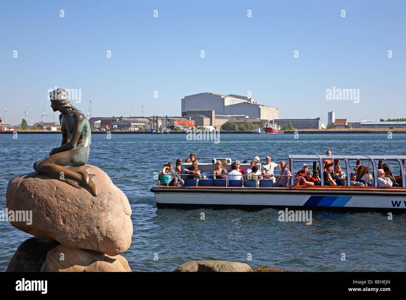 Boat Tours Copenhagen Denmark