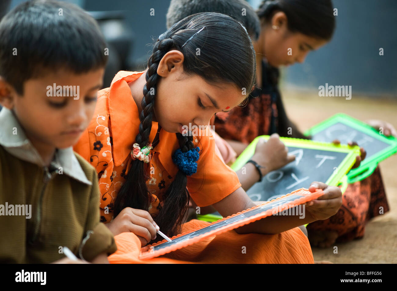 essay school children india