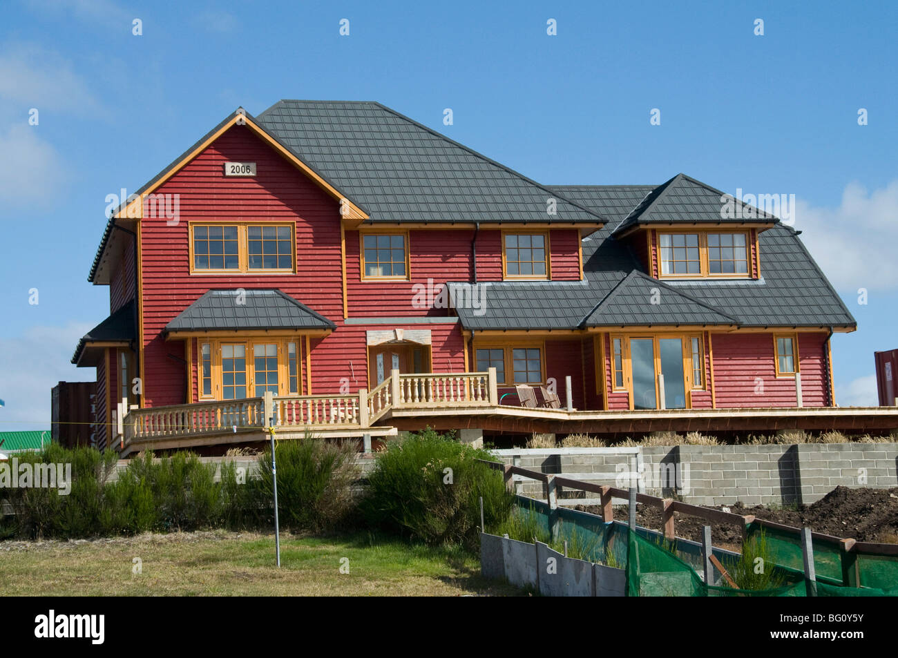 New homes port stanley falkland islands south america for New homes america