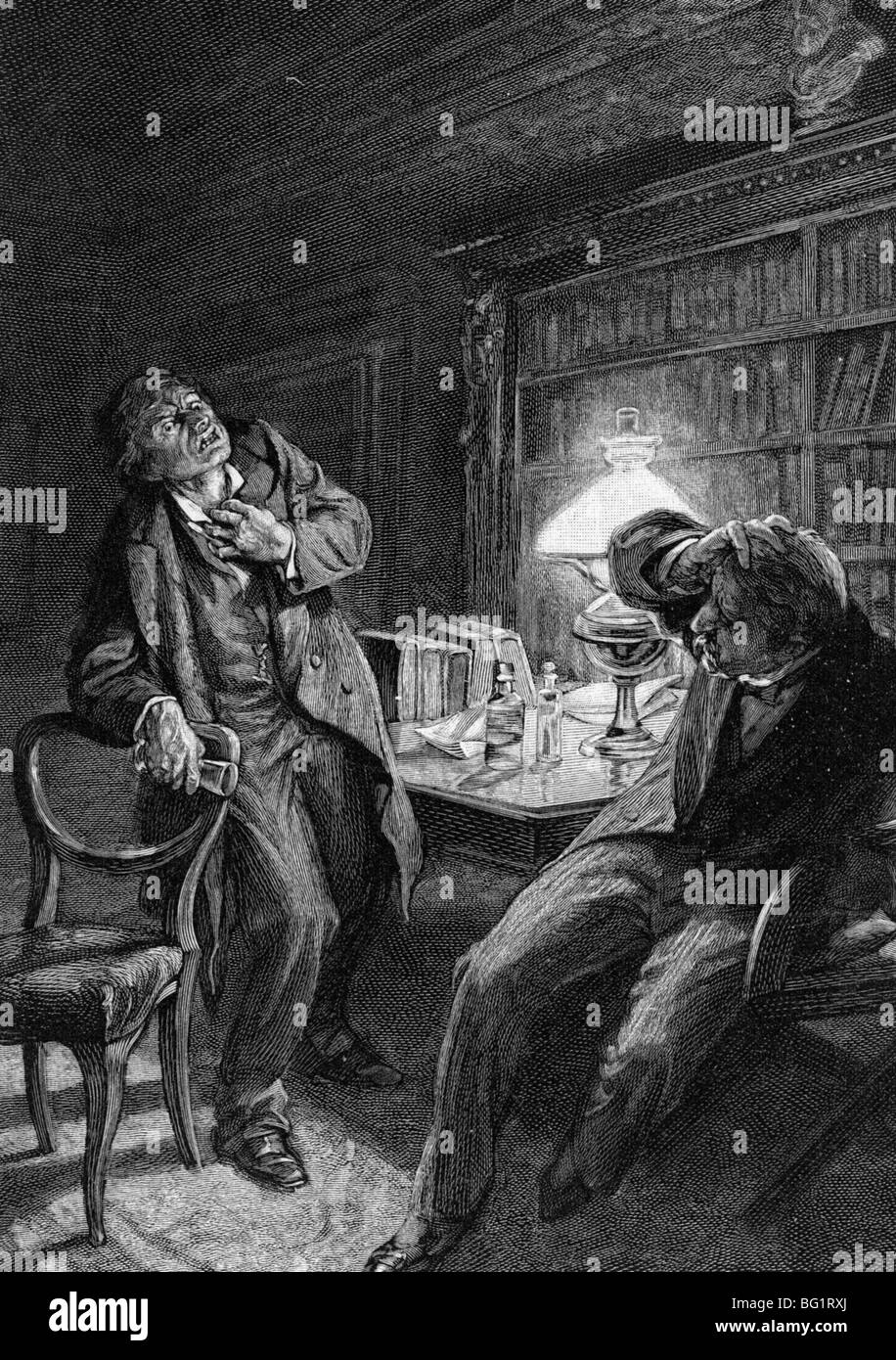 a summary of the strange case of dr jekyll and mr hyde a novel by robert louis stevenson Written by robert louis stevenson, narrated by richard armitage download the app and start listening to the strange case of dr jekyll and mr hyde today - free with a 30 day trial keep your.