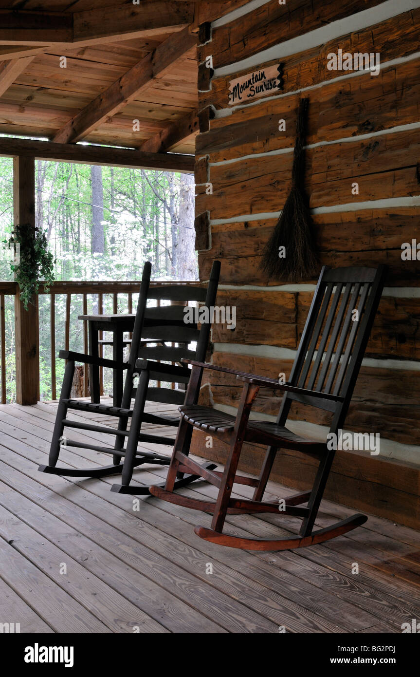 White Rocking Chairs For Porch