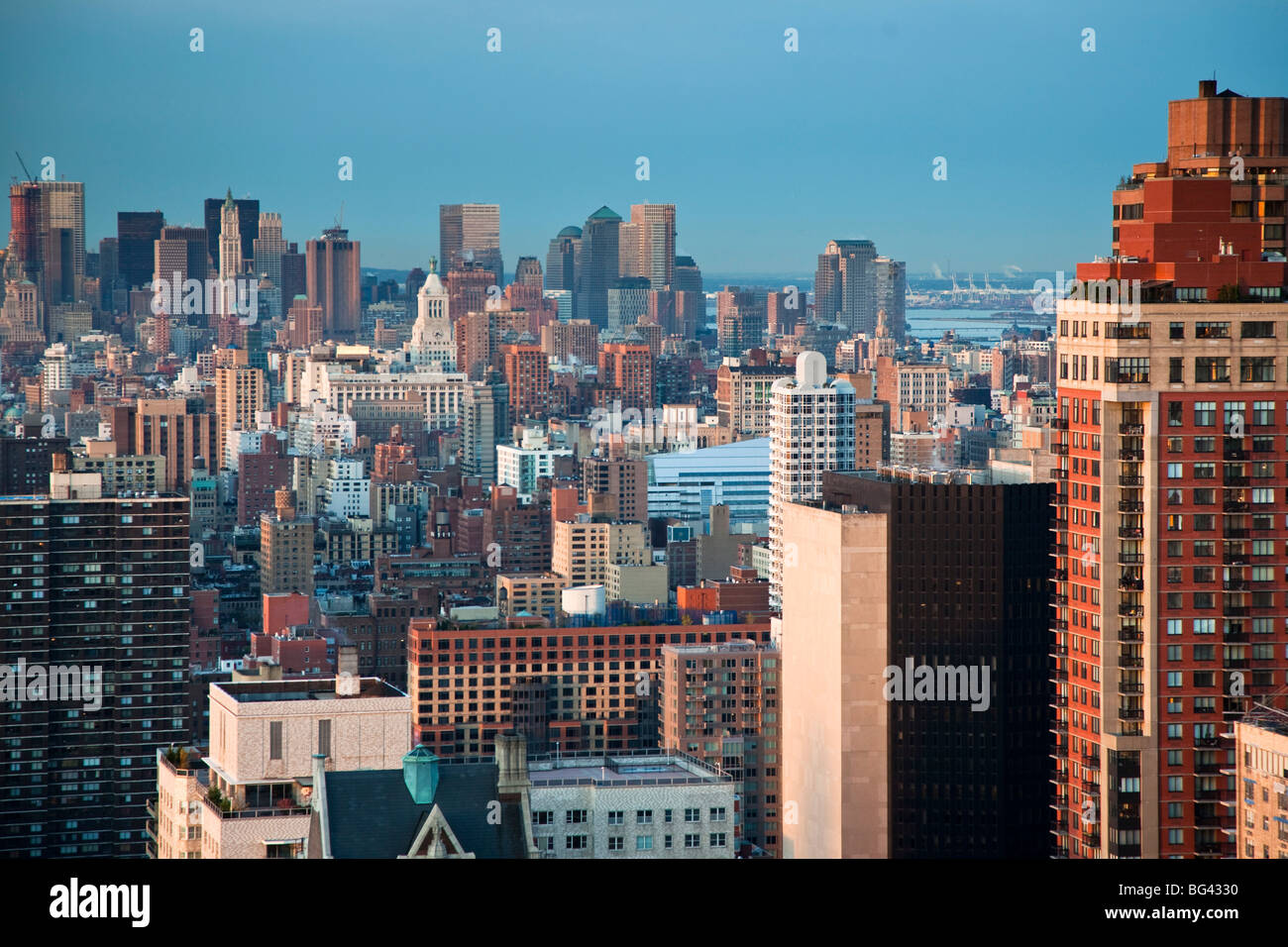 Apartments in midtown manhattan new york city usa stock for Buy apartment in manhattan