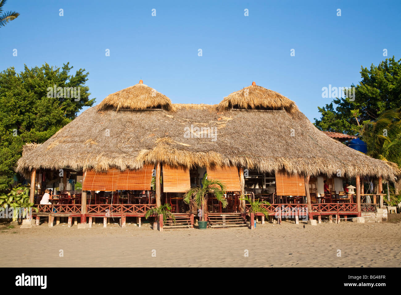 The Beach House Restaurant San Juan Del Sur
