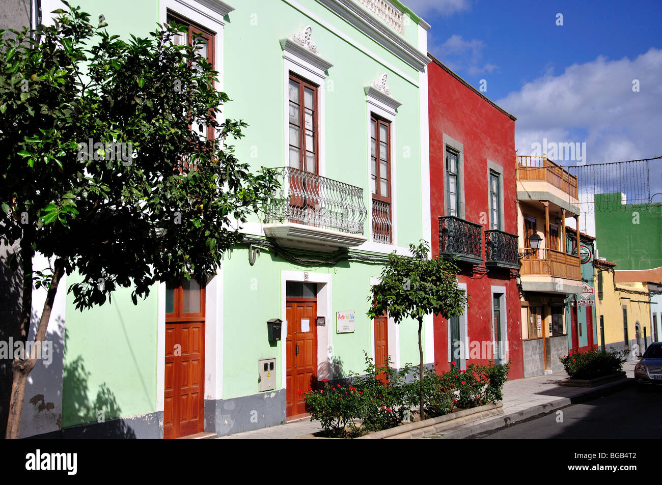 Colonial houses san francisco telde telde municipality - Houses in gran canaria ...