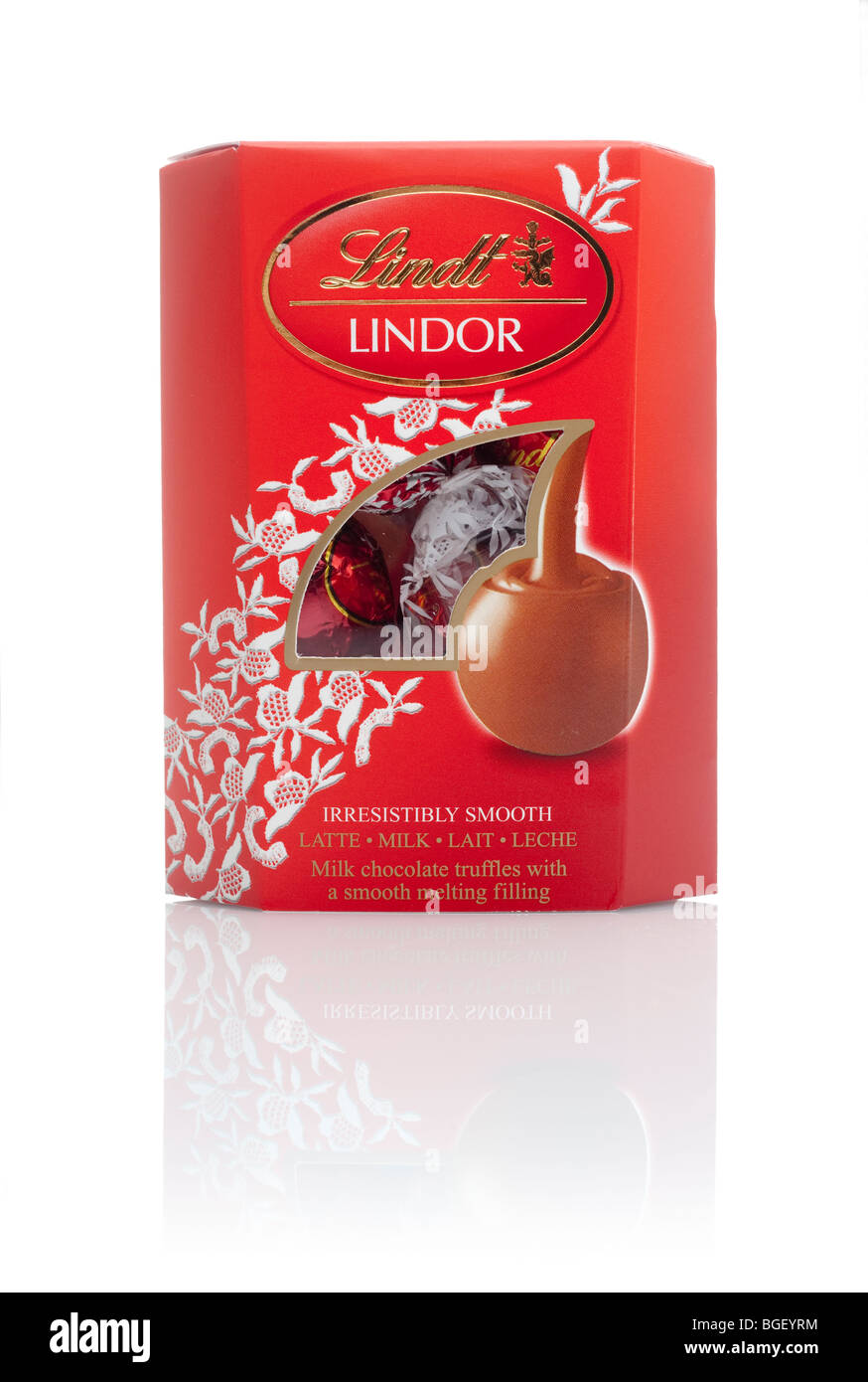 Lindt Lindor Truffles Calories White Chocolate