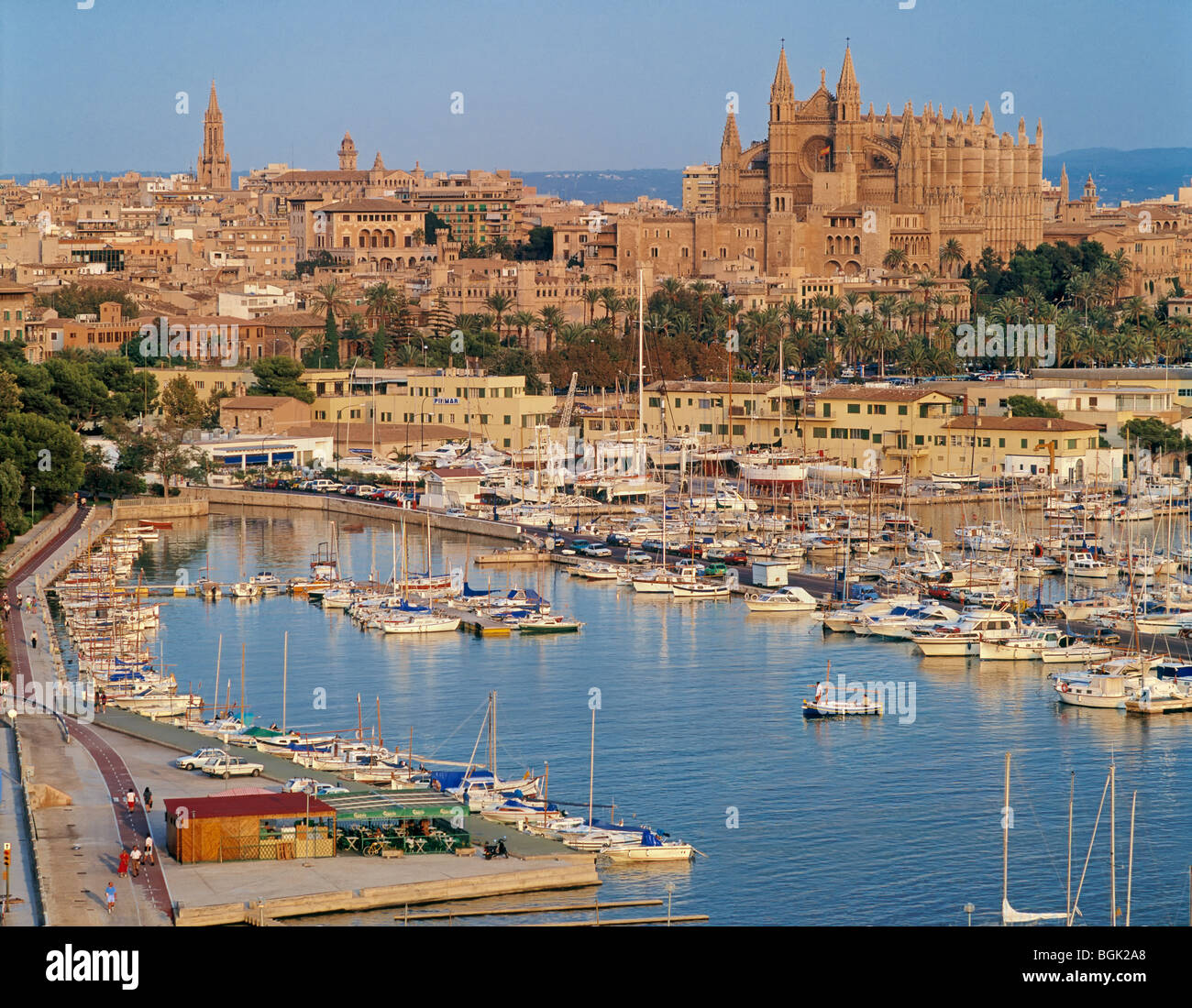 Palma de mallorca mallorca balearic islands spain the for Tintoreria palma de mallorca