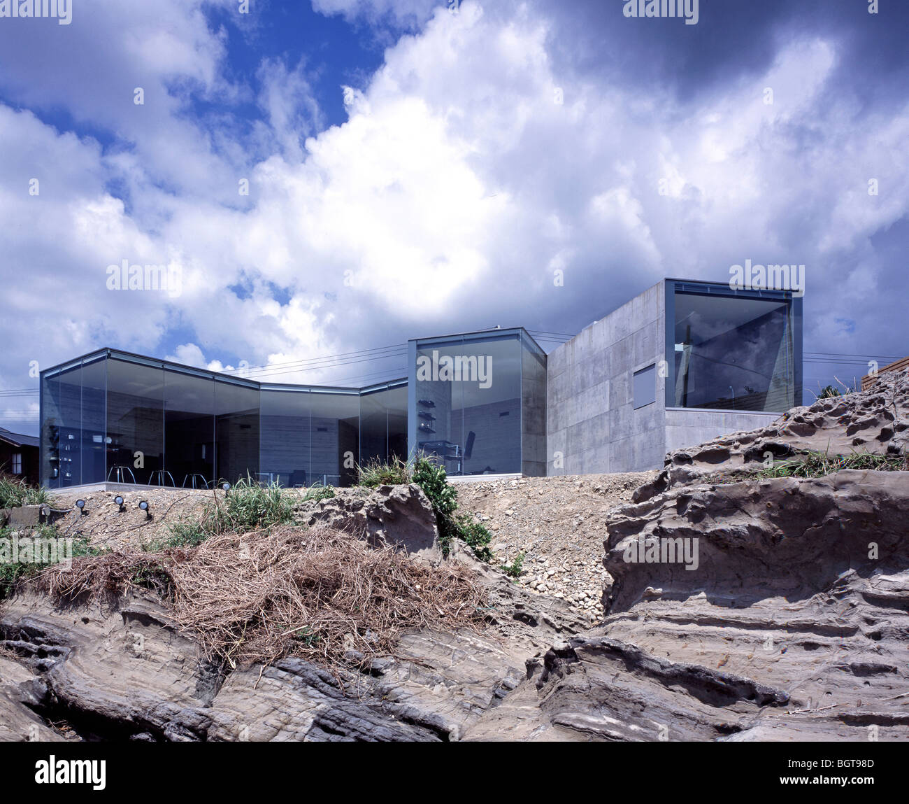 the o house japan sou fujimoto architects stock photo
