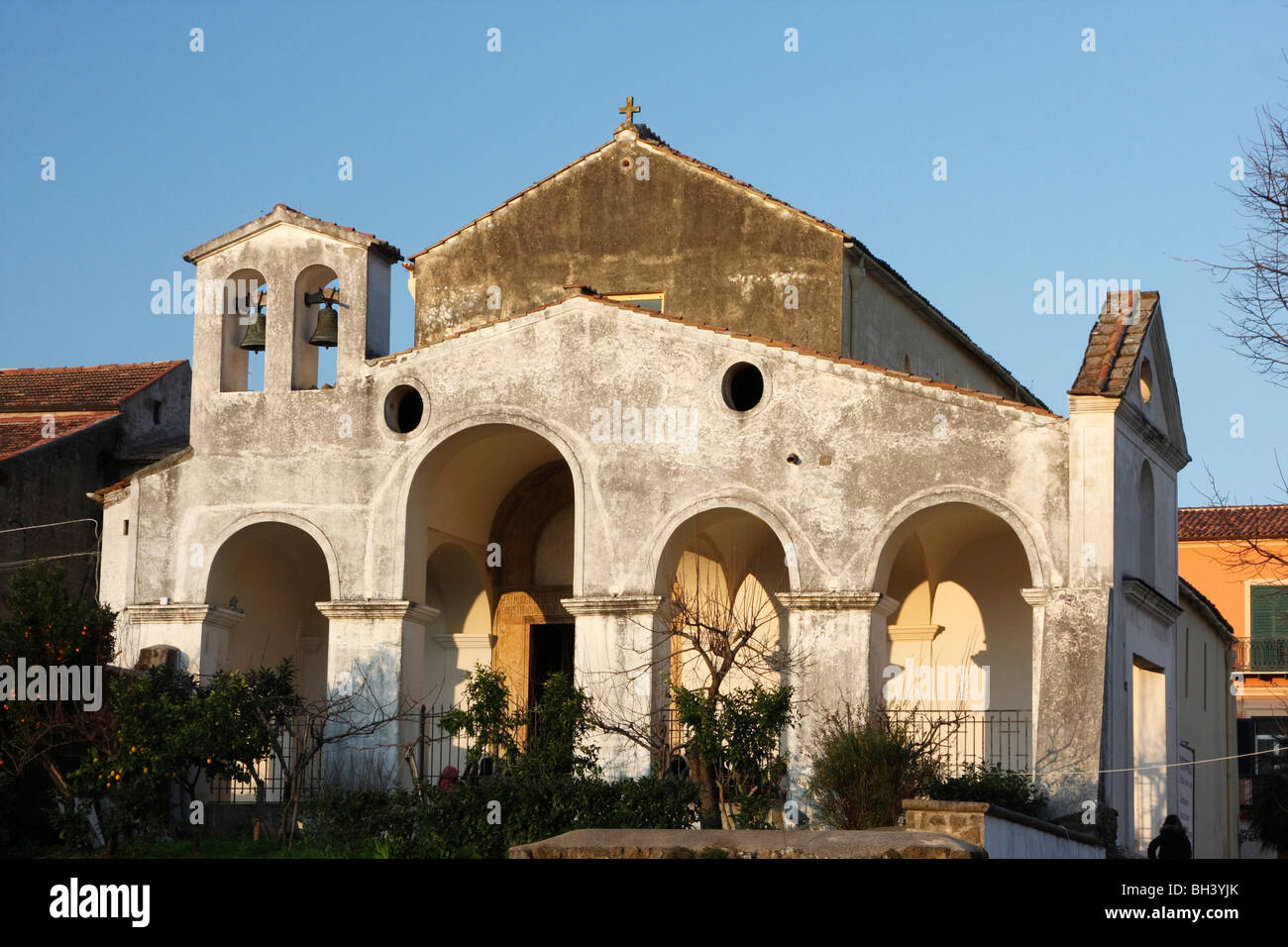 Sant'Agata de' Goti, Benevento province, Campania, Italy Stock Photo