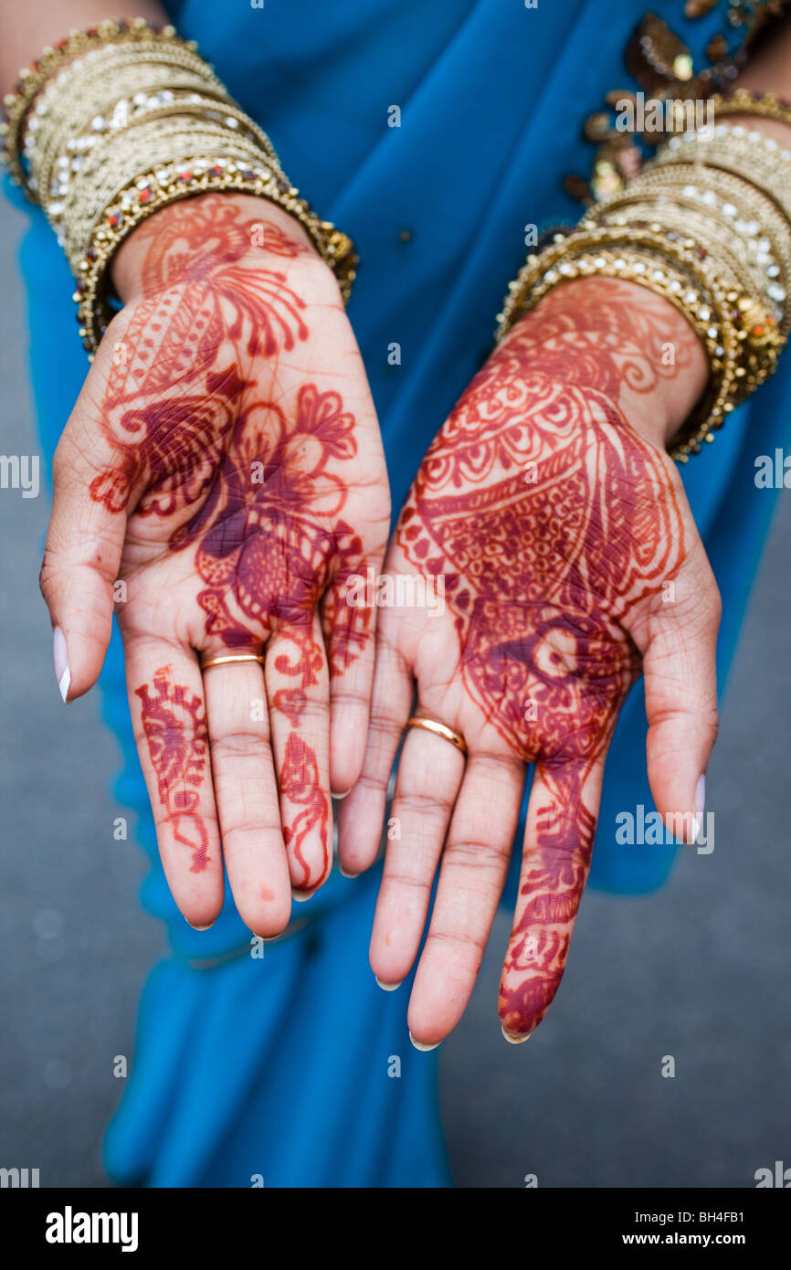 Henna Hand Painting Melbourne