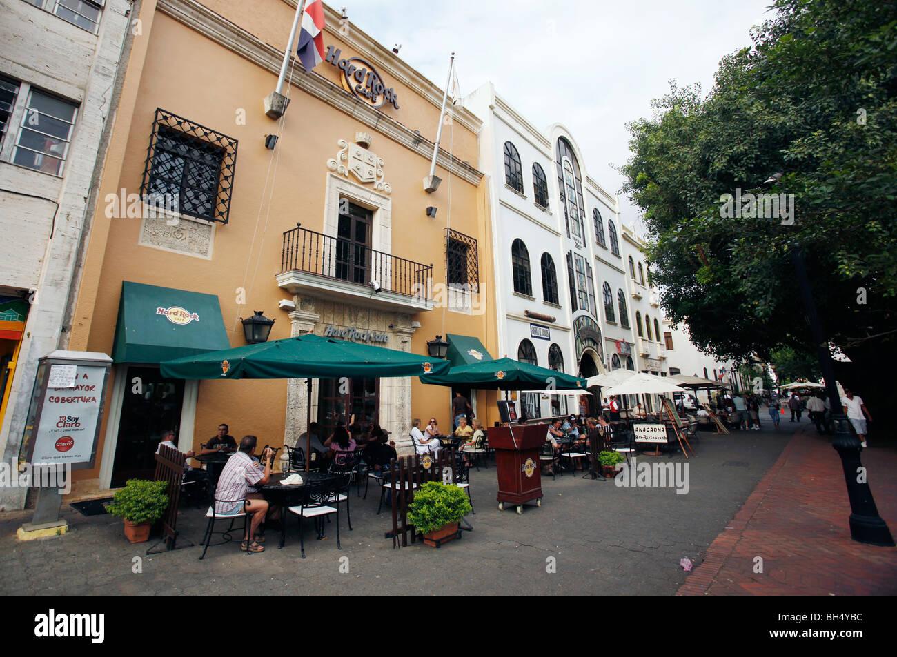 Santo Domingo Dominican Republic Hard Rock Cafe