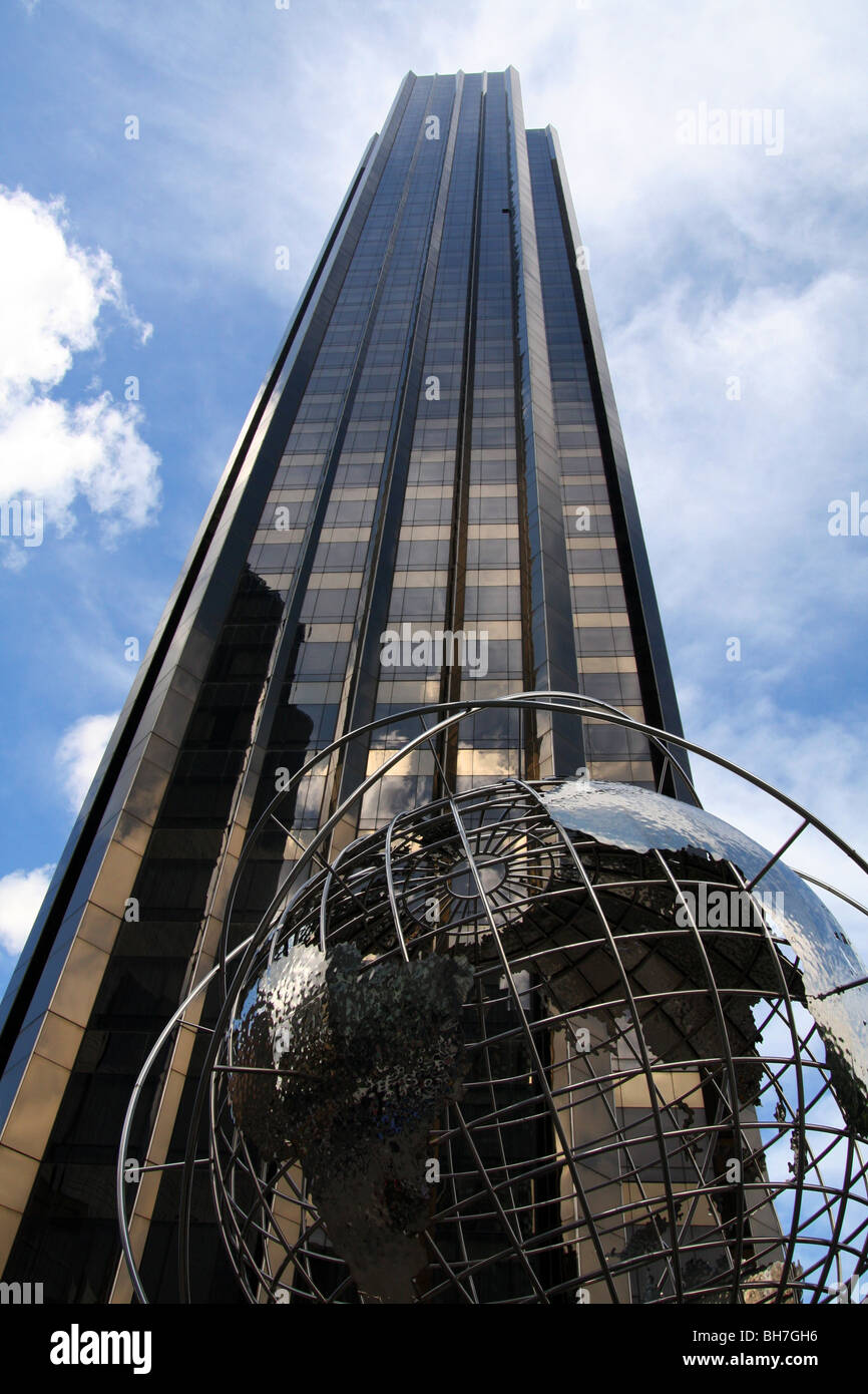 Trump Tower Is A 58 Story Skyscraper In New York City