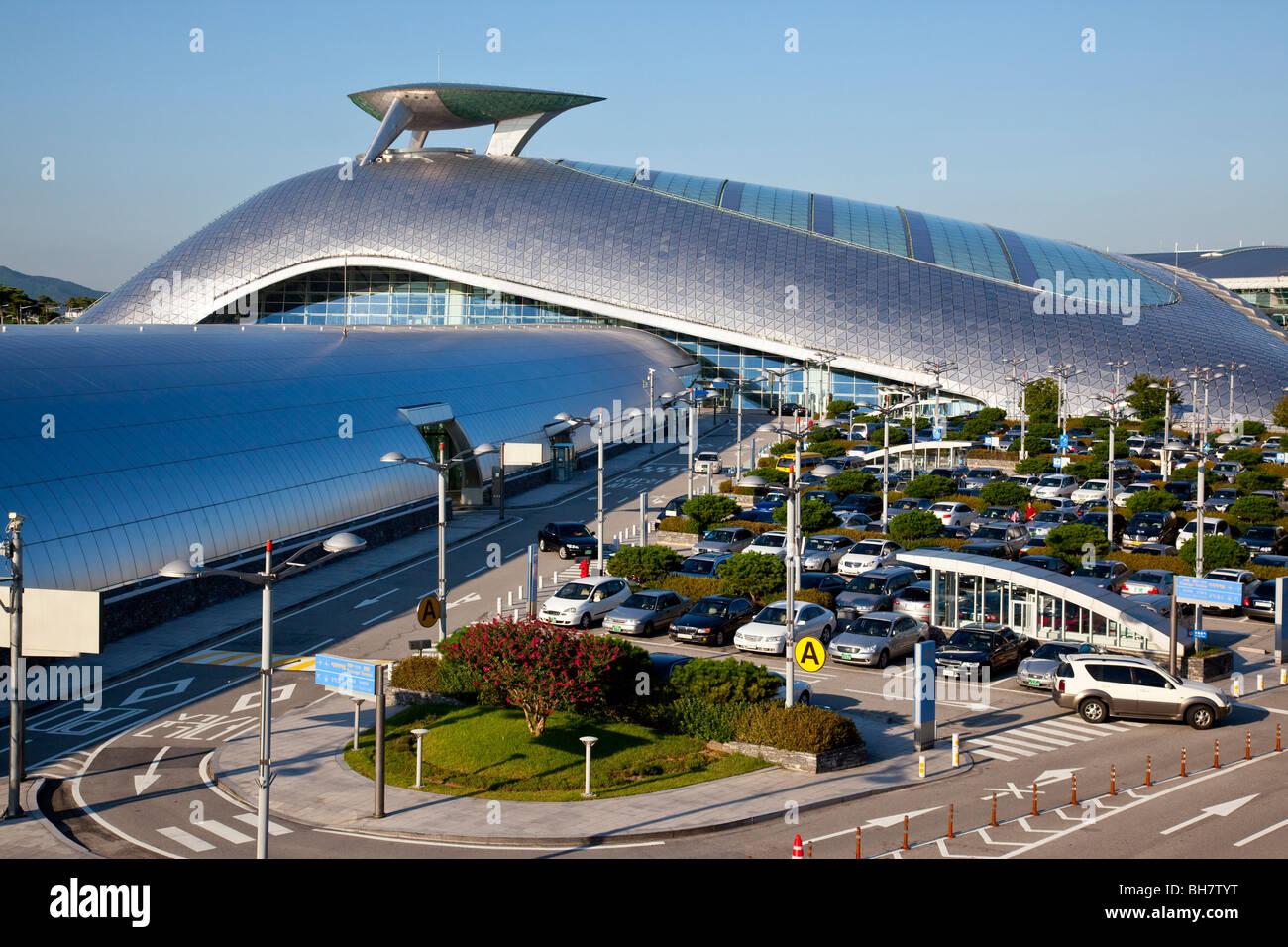Seoul South Korea Airport 2