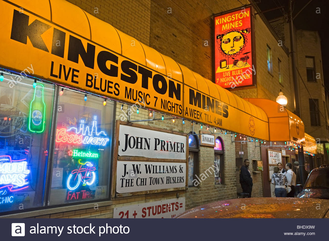 kingston mines online dating Get directions, reviews and information for kingston mines in chicago, il.