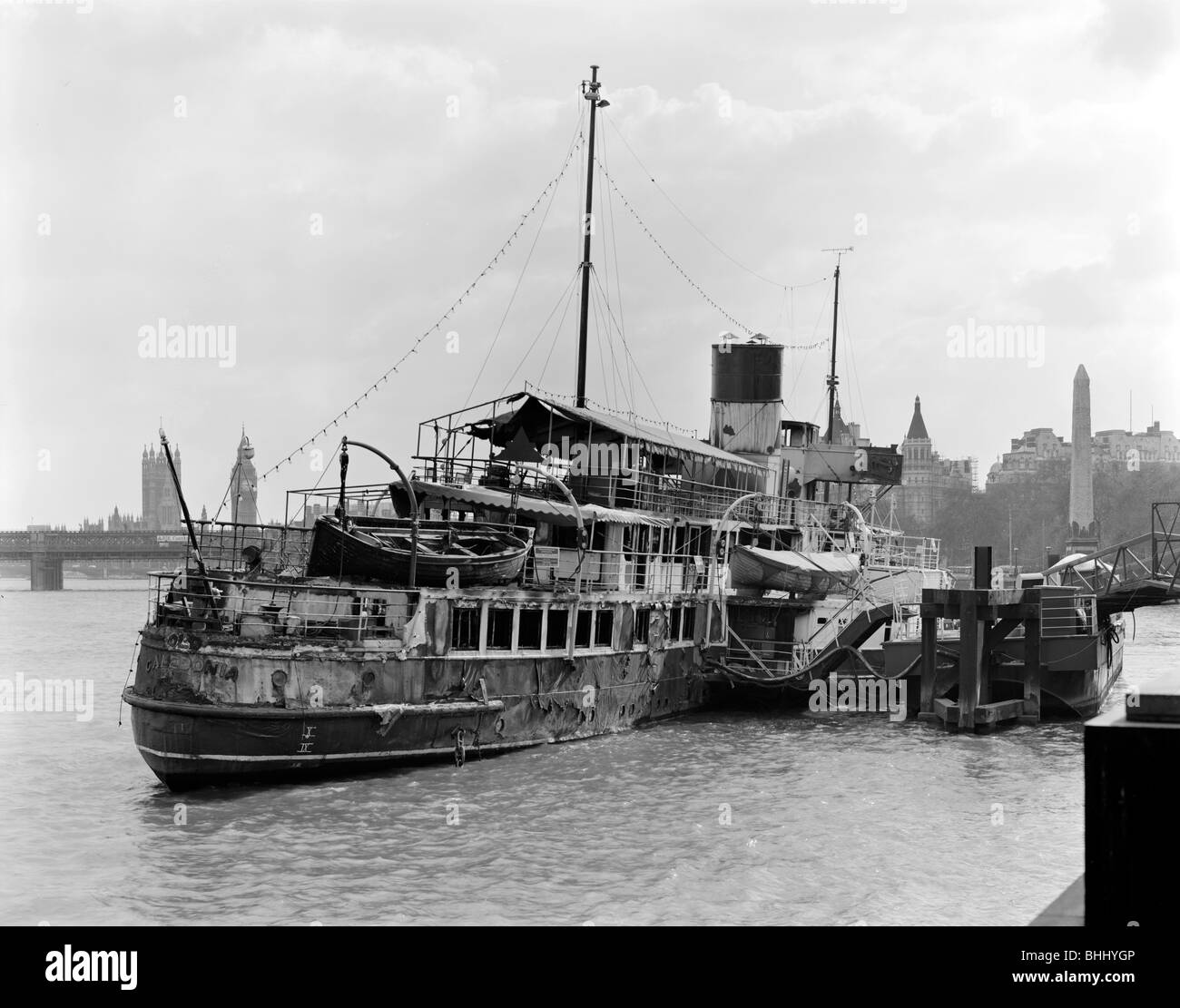 The old caledonia derelict and fire damaged victoria for The caledonia