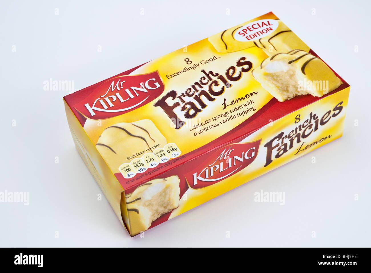 Sponge Cakes Ltd